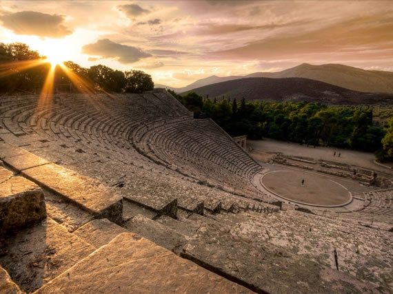 Ancient Theater of Epidaurus