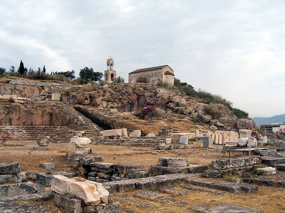 Eleusis Archaeological Area
