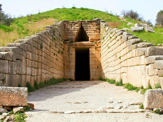 Treasury of Atreus
