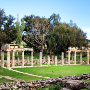 Temple of Artemis Vaurona